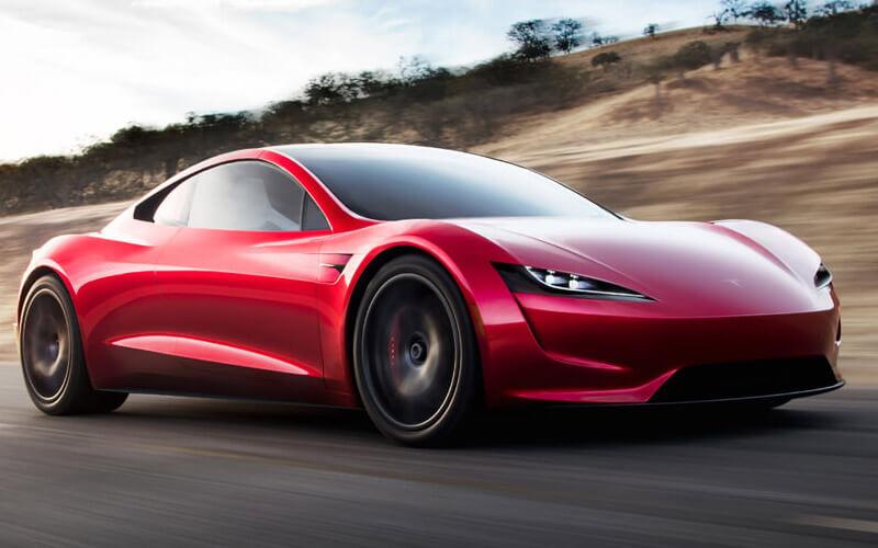 Tesla Roadster redivivus