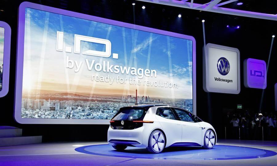 VOLSKWAGEN confirma planurile pentru construcția propriei fabrici de acumulatori pentru mașini electrice