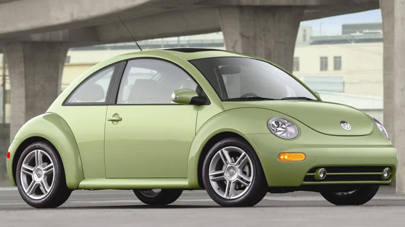 Volkswagen Beetle va renaste ca masina electrica?