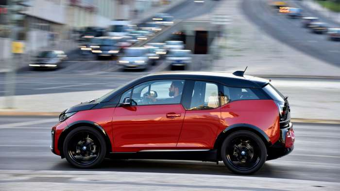 BMW i3 – Performerul de top din 2018