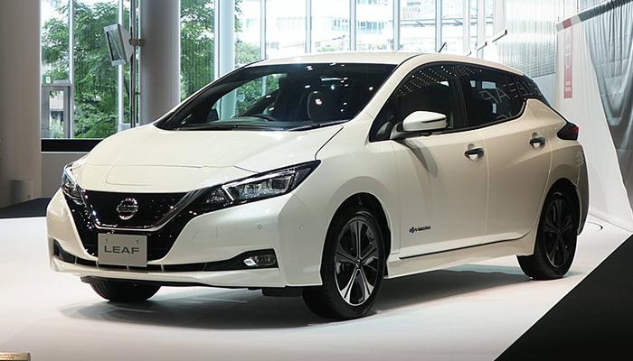 Nissan Leaf – 370 de km fara sofer in Marea Britanie