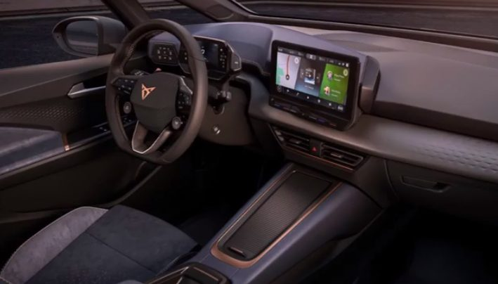 Seat prezinta super hatchback-ul electric Cupra el-Born 2021