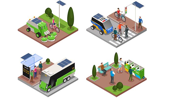 Trecerea la vehicule electrice poate salva vieti
