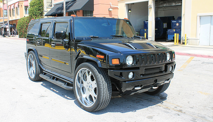 Primul vehicul electric Hummer s-a lansat  pe 20 octombrie