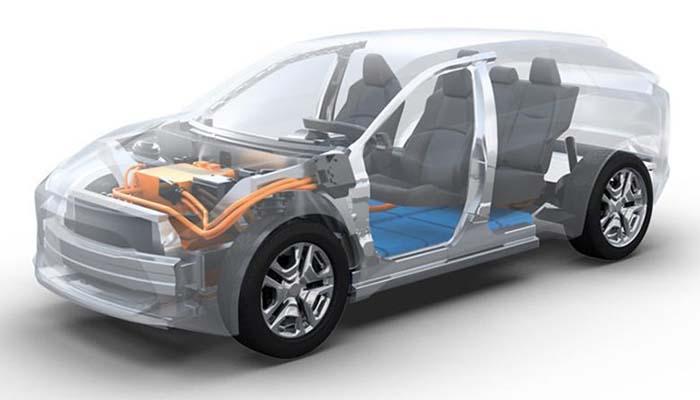 Toyota produce in sfarsit un vehicul electric si anunta planuri mari