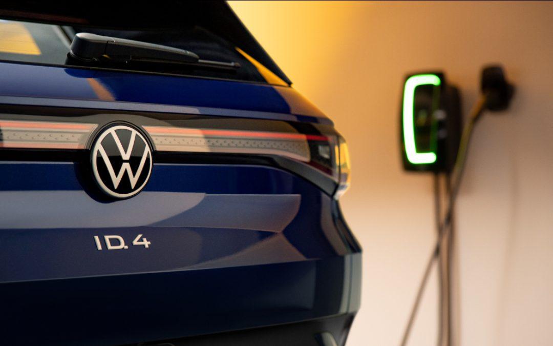 Primul vehicul electric Volkswagen – la prima vedere