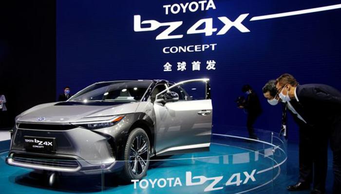Toyota isi dezvaluie primul SUV construit pe noua sa platforma EV